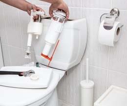 Toilet Repairs By Sydney