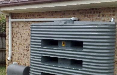 Same Day Rainwater Tank Installation in Blacktown