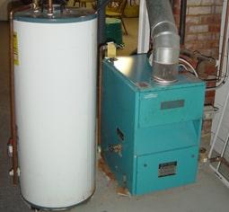 Hot Water Heater The Oaks
